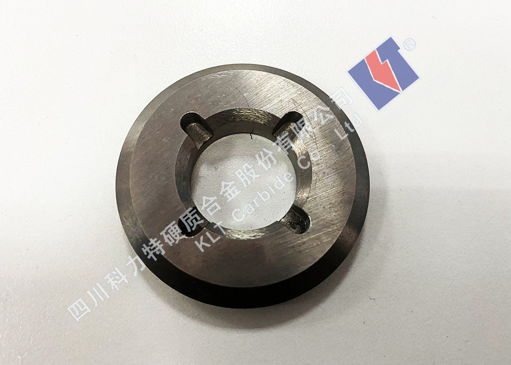 Corrosion Resistance Tungsten Carbide Wear Parts Irregular Valve Seal Ring