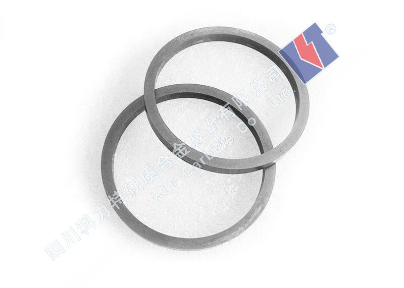 High Density Tungsten Carbide Seal Rings Corrosion Resistance Yg20c Yg25