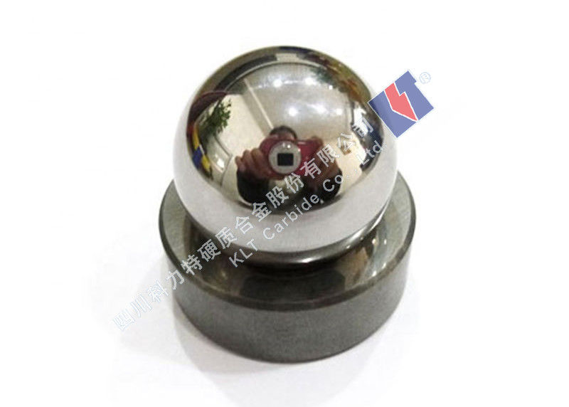 Durable Api 100% Virgin Tungsten Carbide Valve Parts Ball And Seat Oem Accepted
