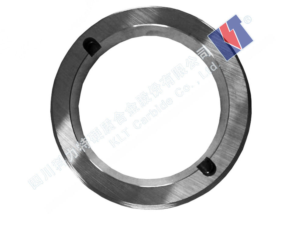 High Hardness Pump Tungsten Carbide Seal Rings